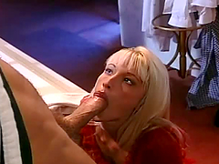 Insatiable Blonde Slut VixXxen Banged..