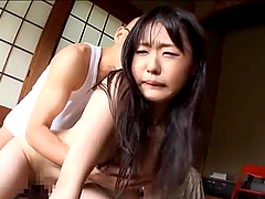 Cutie From Japan Enjoys A Wild Fucking.