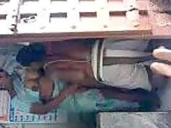 Amateur video with Indian girl getting..