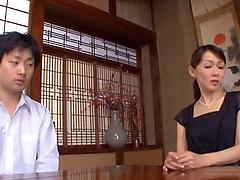 Sayuri Takizawa Is A Wild Japanese Milf.