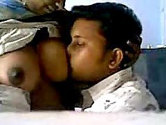 Hot big tittied Indian woman gets her..