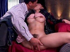 Sexy Yuzuka Kinoshita gets a nasty..