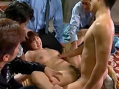 Japanese hottie Yuma Asami gets..