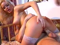 Insatiable Silvia Saint Sucking and..