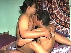 Indian Mature Couple Getting Busy..