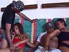 African amateur girl group sex part 3