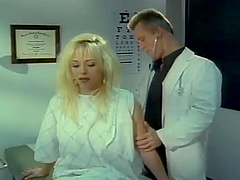 Lewd doctor Buck Adams bangs Kaitlyn..