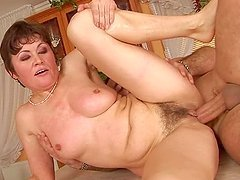 Mature whore Malinda has some naughty..