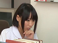 Hot Japanese Nurse Fucked By Her..