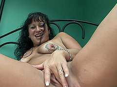 One On One Solo Clip With A Horny..
