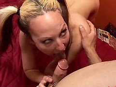 Sexy Blonde Zoe Matthews Having Fun..