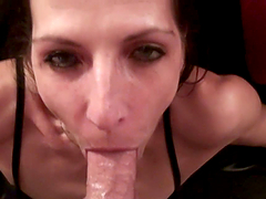 Slutty Milf Makes Magic With Her..