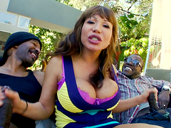 Busty Pornstar Ava Devine Loving the..