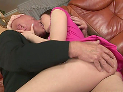 Hot Teen Gets Her Pussy Ravaged By..