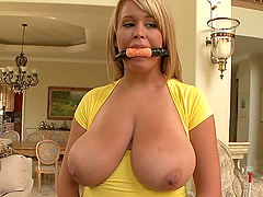 Brandy Talore Is Fucked By Her..