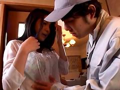 Kaede Fuyutsuki the slutty Asian babe..