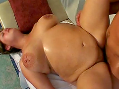 Sizzling Mature BBW loves getting..