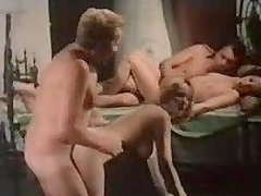 Patricia Rhomberg gets fucked by two..