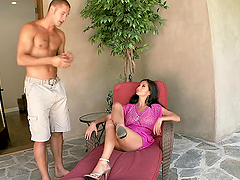Hardcore Sex Scene with Foot Fetish