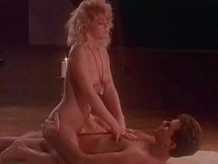 Mikki Finn fucks a sexy blonde in..