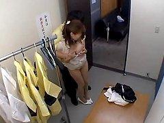 Bewtiching Chiharu Akino gets fucked..