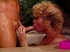 Betty Jean Bradley sucks Rocco..