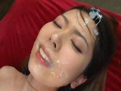 Stunning Japanese babe Yui Hatano is..