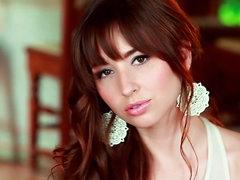 Outstanding redhead model Shay Laren..