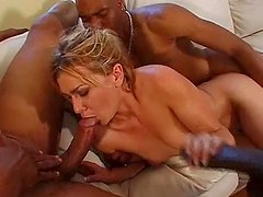 Pool Side Gangbang For A Sexy Blonde..