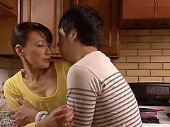 Gorgeous Mature Japanese Giving an..