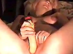 Naughty Beauty Loves Masturbating Deep