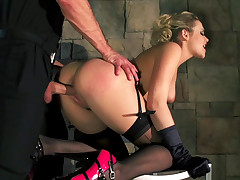 Mia Malkova is staying with spread..