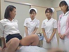 Crazy Horny Japanese Nurses Taking..