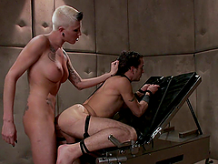 Shemale Bondage For A Gay Guy