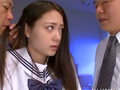 Yuri Hasegawa the hot teen in school..