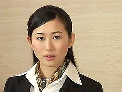 Mio Kitagawa the Hotel Worker Sucks A..