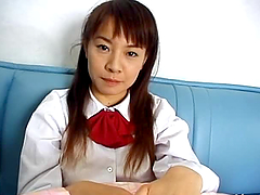Susuna Ogura has her pussy played with..