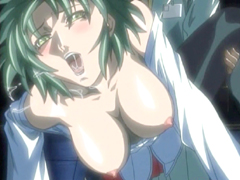 Busty hentai coed doggystyle wetpussy..