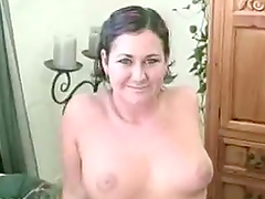 Hot POV Sex With A Chubby Brunette