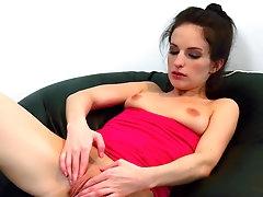 Busty beauty Ann Marie La Sante is..