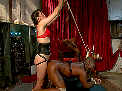 Hot Mistress Has A Great Time Fucking..