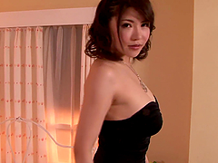 Hot POV session with a lusty Japanese..