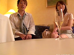 Nice Yuki Mizuhoshi gets pounded and..