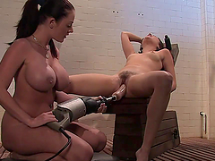 Horny Hotties Have Fun With Fucking..