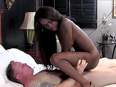 Rough Sex With A Big White Cock For The Hot Ciara Rose