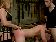 Bisexual bdsm sex