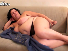 Fat Amateur Mature Slut Renate Zug..