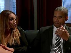 Yasmin Lee the horny tranny fucks..