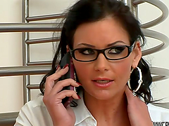 White Business Woman Phoenix Marie..