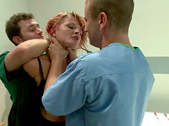 James Deen and Mr. Pete torture some..